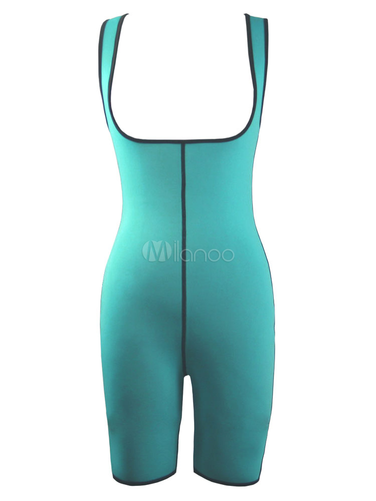 6f21783f7e ... Full Body Shaper Athletic Extreme Curves Shaping Bodysuit With Zip-No.2  ...