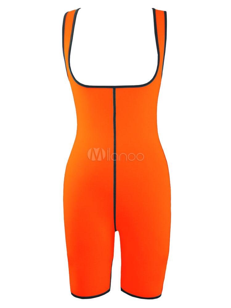 03ab22bcc4 ... Full Body Shaper Athletic Extreme Curves Shaping Bodysuit With Zip-No.5  ...