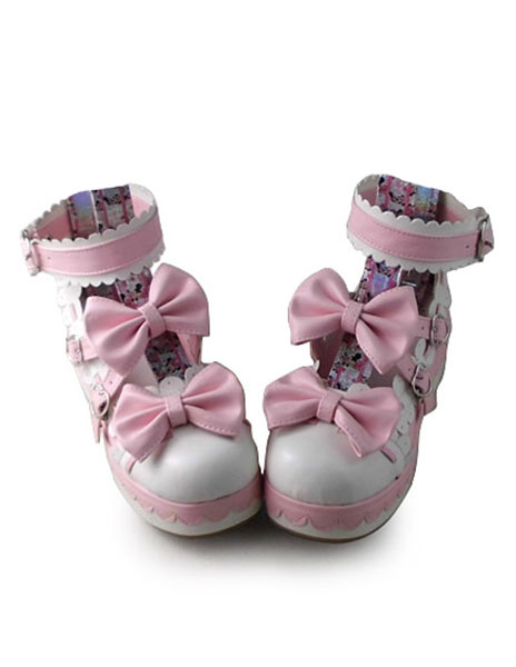 Sweet Loltia High Platform with Bows