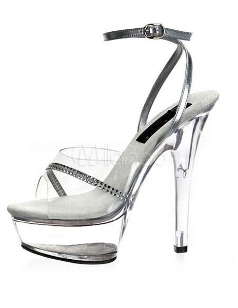 sexy strass sandaletten