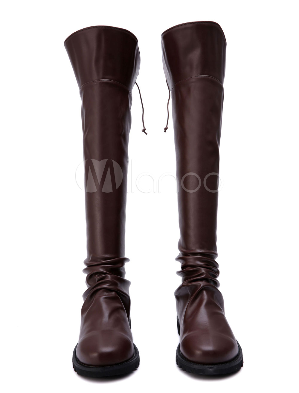 Buy Attack on Titan Shingeki no Kyojin Survey Corps Scout Regiment Cosplay Shoes Eren Jaeger Levi Cosplay Shoes Halloween for $191.99 in Milanoo store