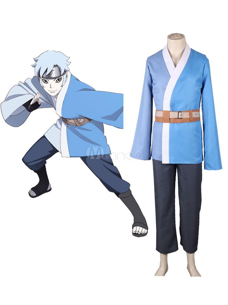 Boruto Naruto The Movie Mitsuki Cosplay Costume Halloween