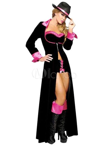 Sexy Circus Ring Master Mistress Dress Halloween Stuff Pimps Costume-No.1 ...  sc 1 st  Milanoo.com & Sexy Circus Ring Master Mistress Dress Halloween Stuff Pimps Costume ...