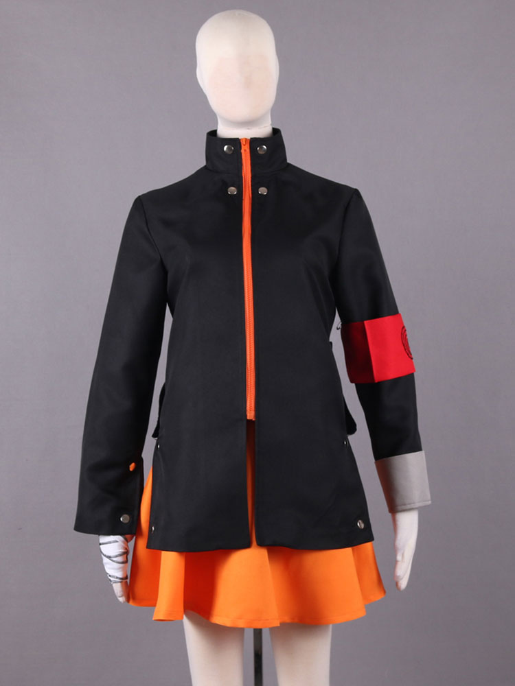 Buy The Last Naruto The Movie Uzumaki Naruto Cosplay Costume Girl Version Halloween for $92.69 in Milanoo store