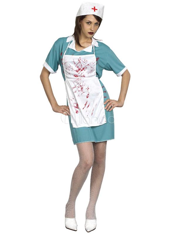 Femme Zombie Halloween Zombie Docteur Docteur Docteur Pour Halloween Pour Femme Zombie OPn0k8w