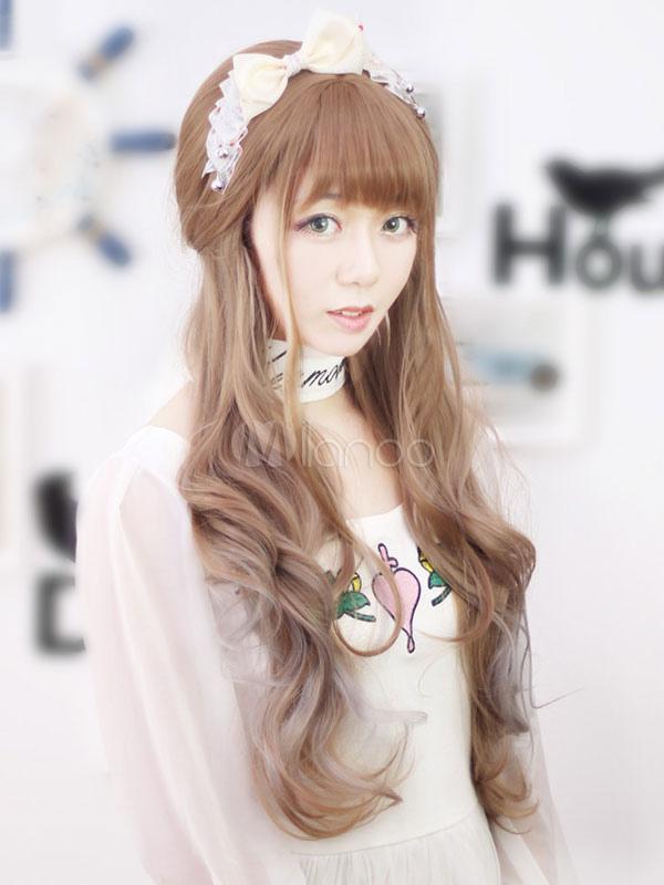 Chic Anime Harajuku Lolita Cosplay Wig Halloween