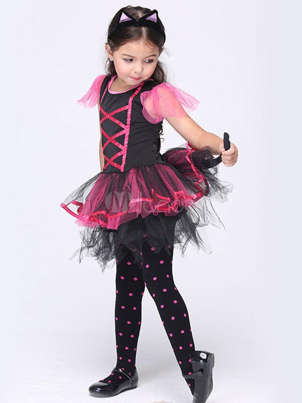 Buy Halloween Demon Dress Devil Costume Cosplay for Kid Halloween for $23.99 in Milanoo store