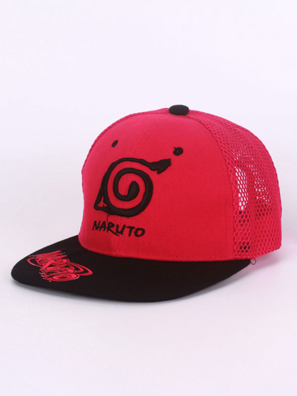 Buy Naruto Leaf Village Anime Hat Halloween for $8.09 in Milanoo store