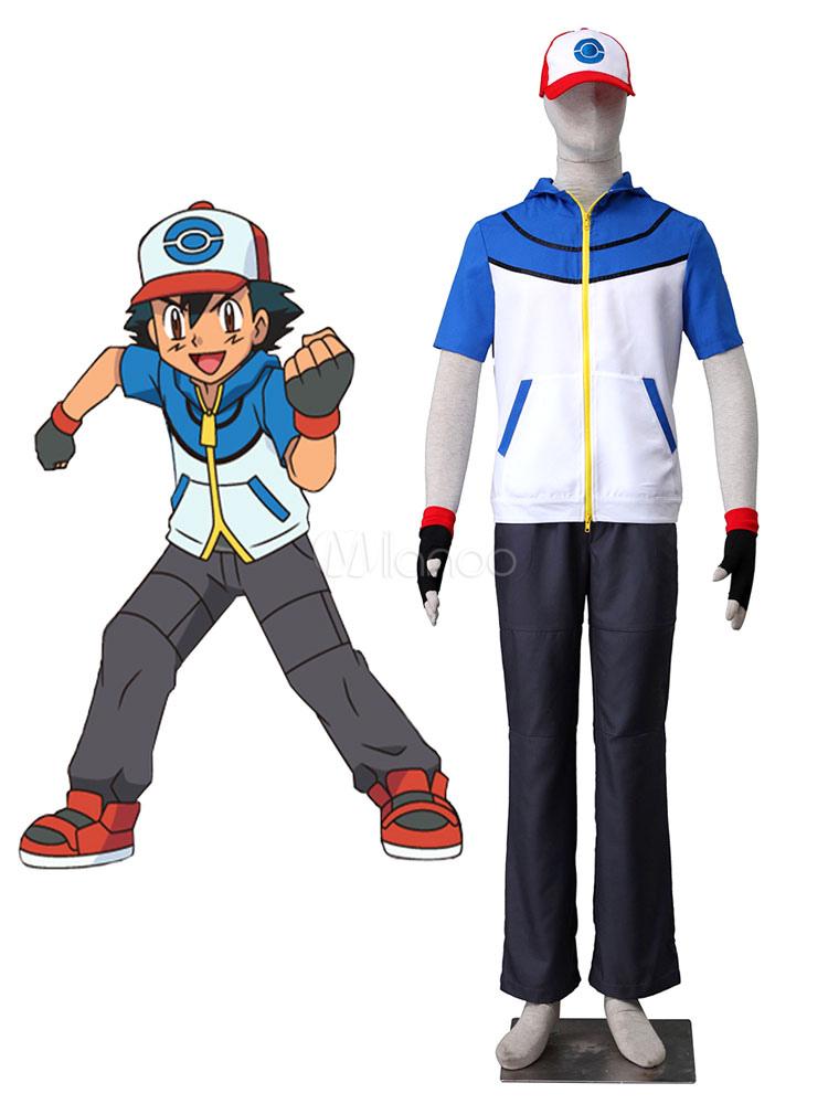 Pocket monster pokemon go ash ketchum cosplay costume halloween pocket monster pokemon go ash ketchum cosplay costume halloween no1 solutioingenieria Images