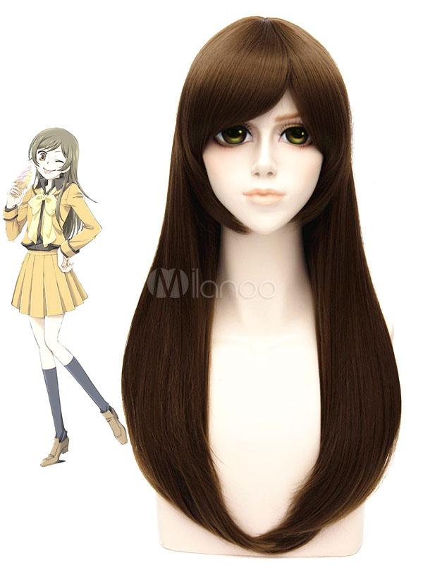 Kamisama Kiss Momozono Nanami Cosplay Wig Halloween