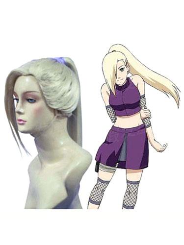 Naruto Yamanaka Ino Cosplay Wig Halloween