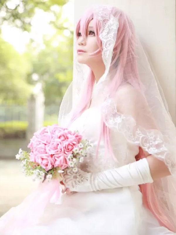 De Novia Traje Halloween Yuno Futuro Diario El Vestido Cosplay Gasai fnt4qFFx