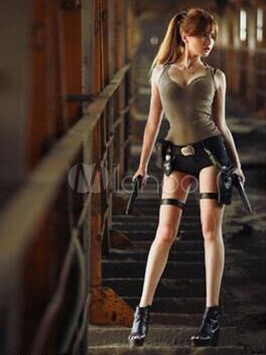 Rise Of The Tomb Raider Lara Croft Karneval Cosplay Kostüm Karneval