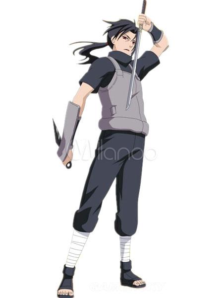 Naruto Uchiha Itachi Anbu Halloween Cosplay Kostum Milanoo Com