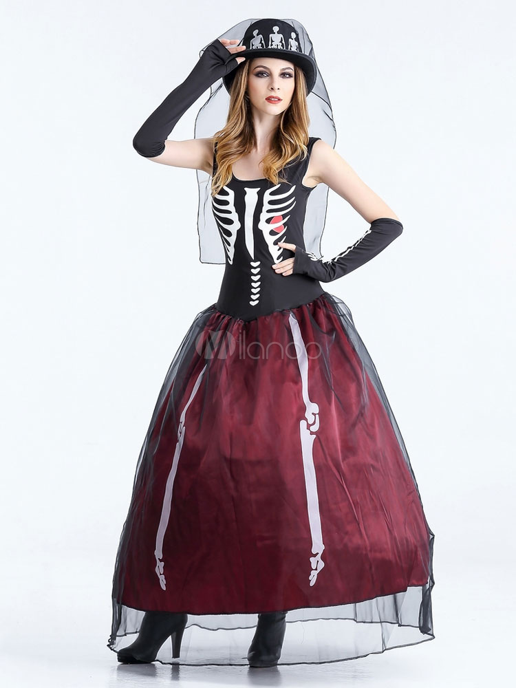 Day Of The Dead Costume Halloween Costume Corpse Bride