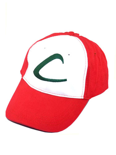 Pokemonster Pokemon Go Ash Ketchum Anime Cosplay Hat Halloween