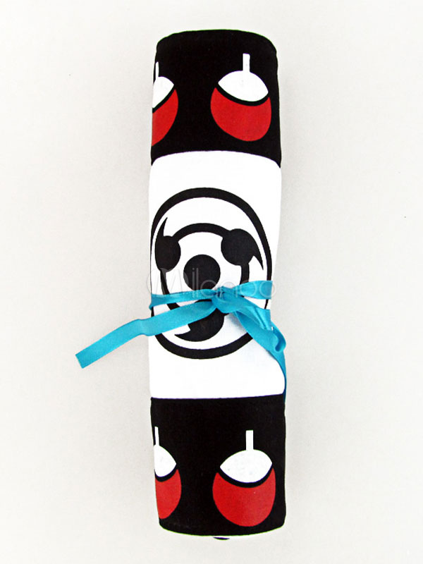 Buy Naruto Uchiha Sasuke Sharingan Anime Scroll Pen Bag Halloween for $10.11 in Milanoo store