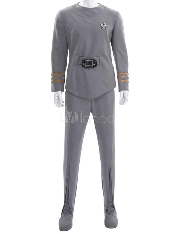Buy Star Trek James T Kirk Halloween Cosplay Costume Halloween for $87.99 in Milanoo store