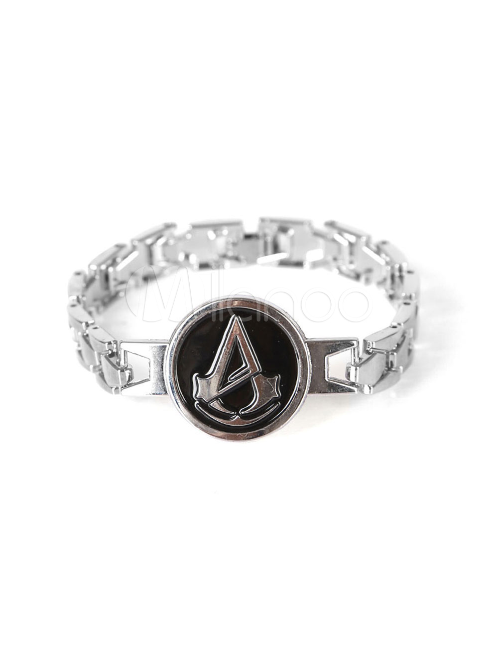 Men's Charm Bracelet Inspired By Assassins Creed Game Bangle Halloween
