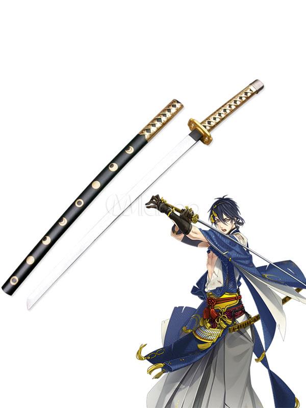 Touken Ranbu Mikazuki Munechika Cosplay Sword Cosplay Weapon Halloween