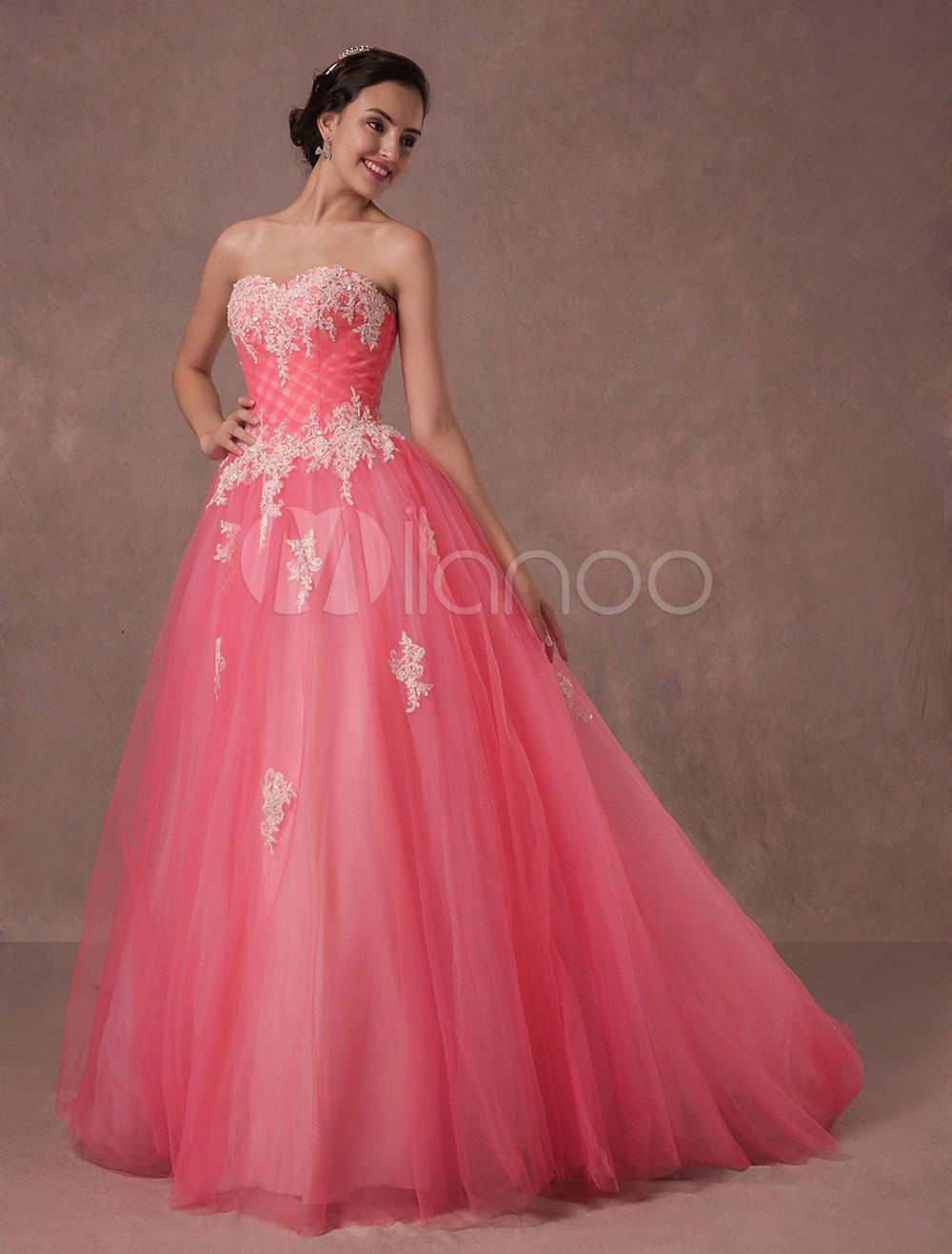 Vestido tul vestido de novia vestido de novia Chaple concurso Coral ...
