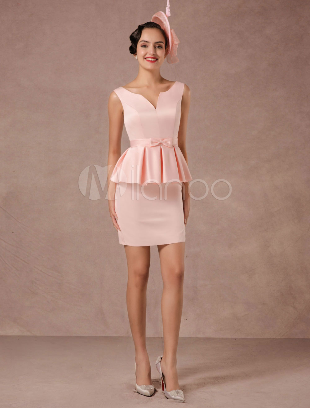 Sheath Party Dress
