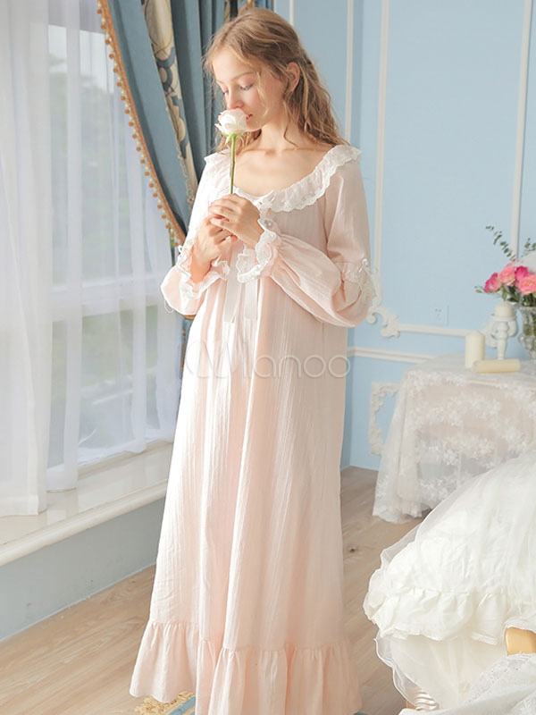 Vintage Country Costume Jane Austen Pride And Prejudice Pink Retro ...