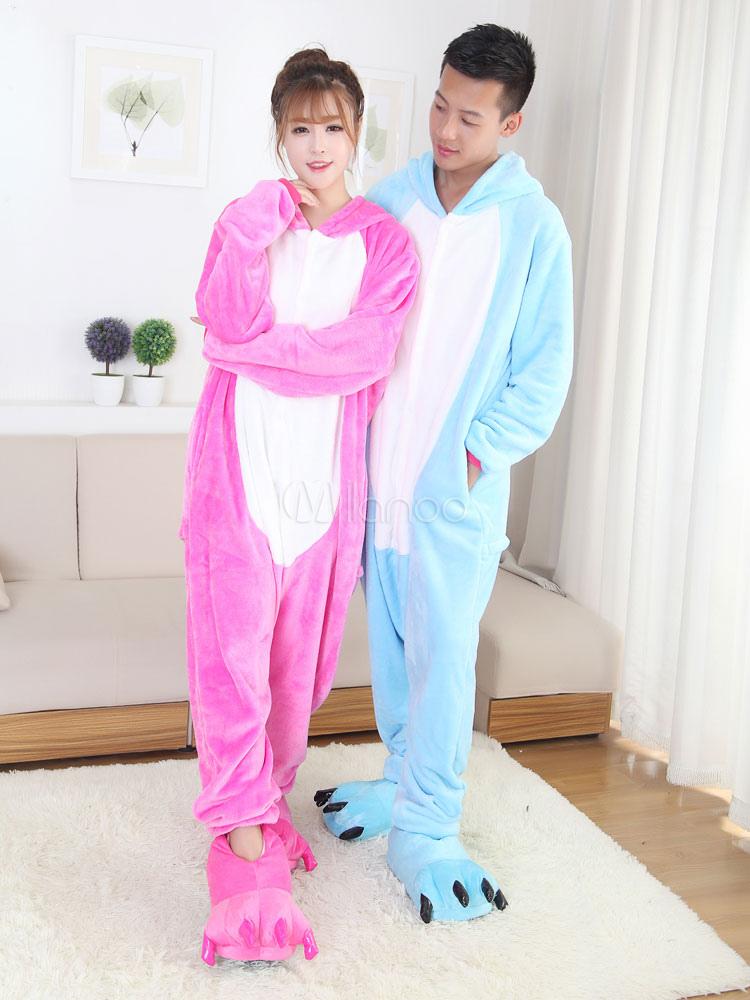 Kigurumi pijamas unicornio mono Snuggie Licorne franela manga larga ...