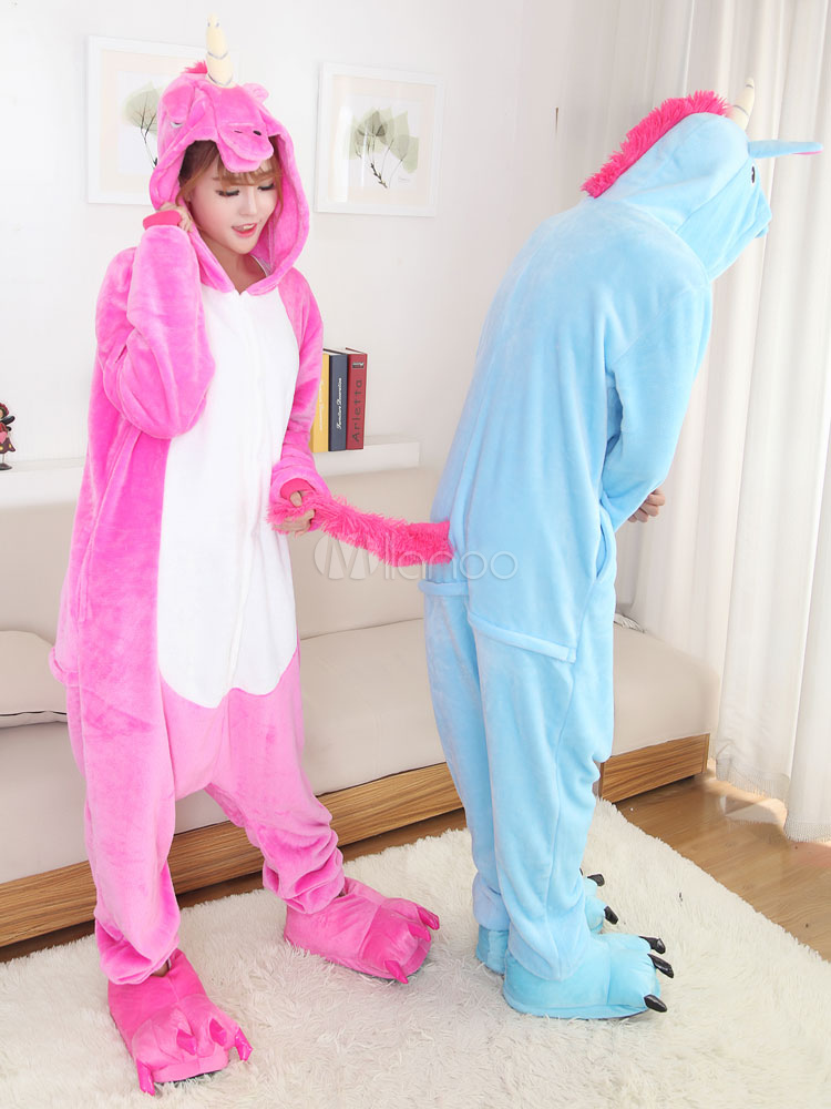 kigurumi pijamas unic rnio onesie snuggie licorne flanela manga longa animal pijamas para casal. Black Bedroom Furniture Sets. Home Design Ideas