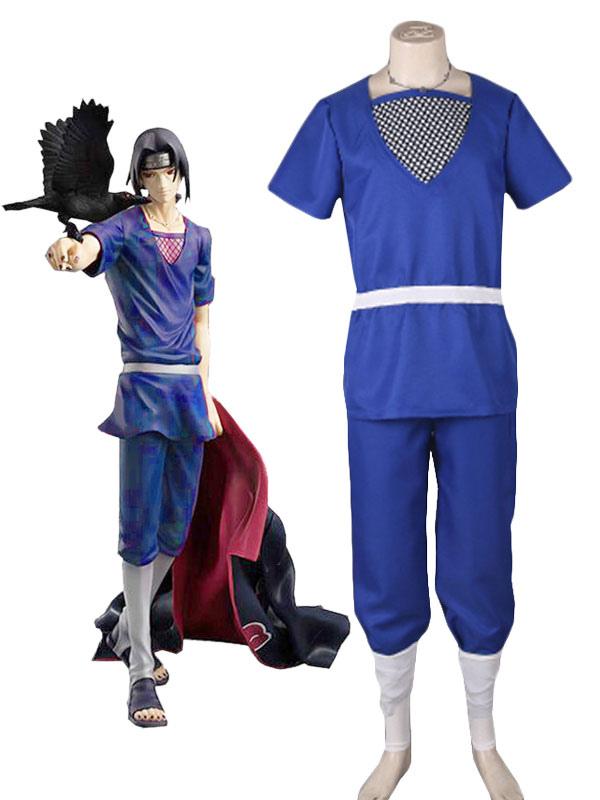 Buy Naruto Uchiha Itachi Cosplay Costume Akatsuki Cosplay Costume Halloween for $93.59 in Milanoo store