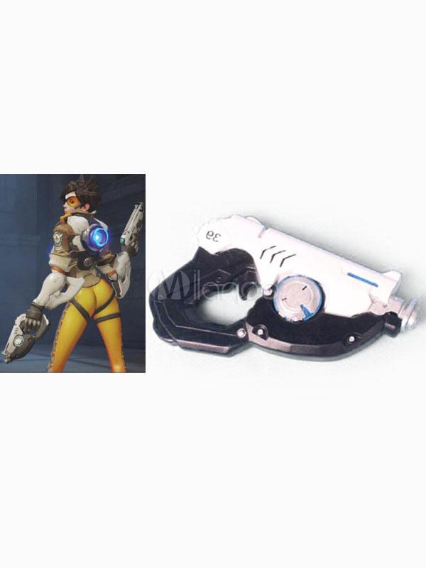 Overwatch Tracer Gun Cosplay Weapon Halloween