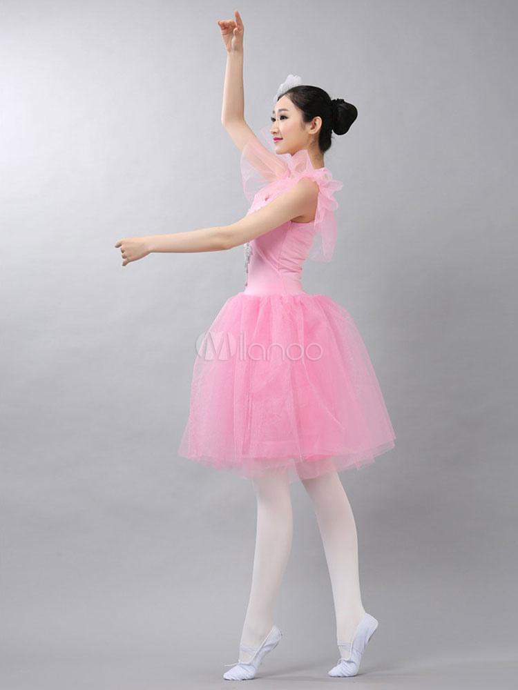 Vestido de tutú del ballet blanco que rebordea los vestidos de ...