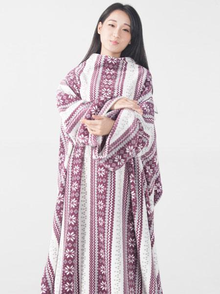 505bd4ce1b ... Snuggie mono pijama Navidad dormir manta manga para adultos-No.2 ...