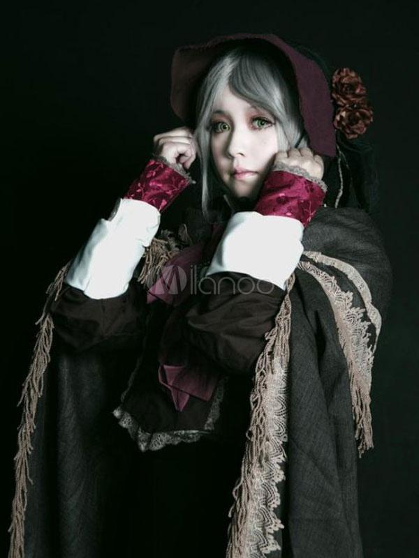 Bloodborne Doll Cosplay Costume Halloween Milanoo Com