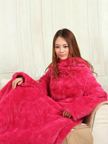 af4df22739 ... Snuggie mono pijama rosa Snuggie manta manga para adultos dormir  Halloween-No.3 ...