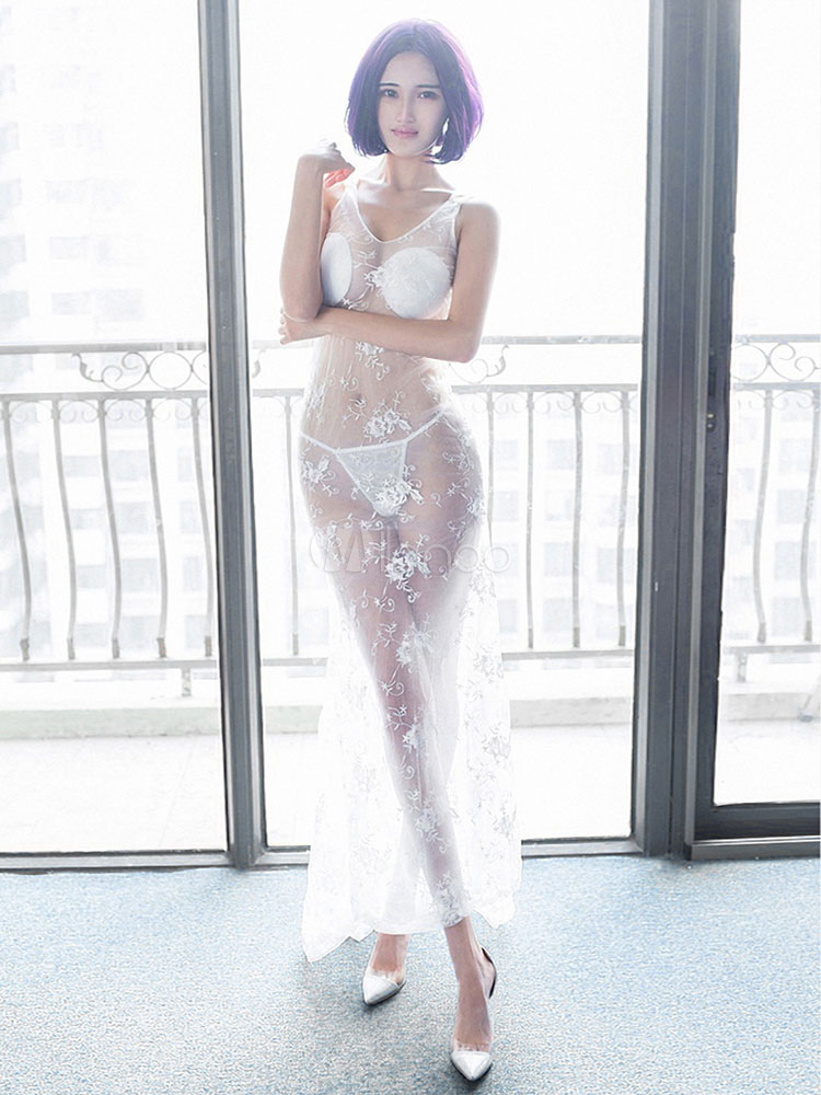 Traje de novia sexy traje de novia blanco traje de tul pura traje de novia  Halloween 5b99b39b06bc