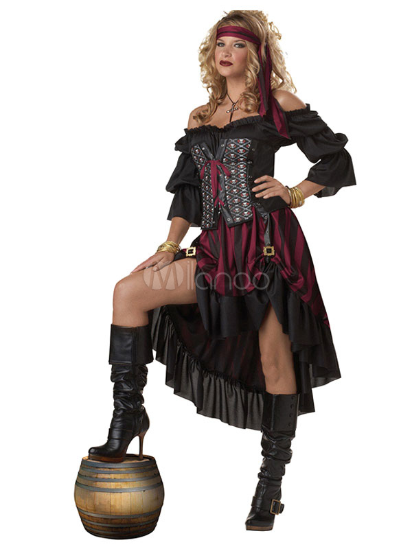 Buy Halloween Sexy Demon Costume Women's Vampire Dress Outfits Halloween for $39.99 in Milanoo store