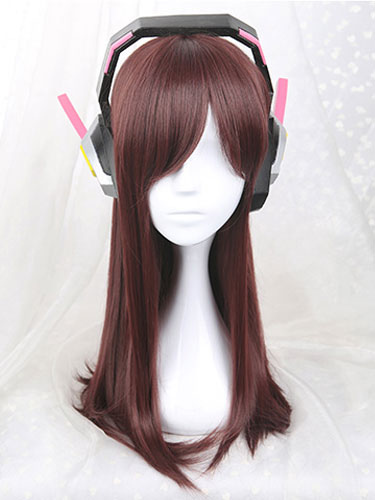Buy D.VA Overwatch OW Hana Song Cosplay Earphone Cosplay Props Halloween for $28.99 in Milanoo store