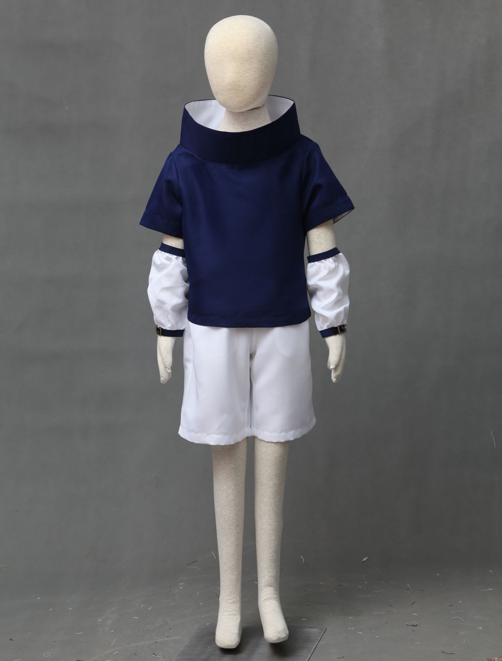 Naruto Uchiha Sasuke Halloween Cosplay Costume For Kid Halloween