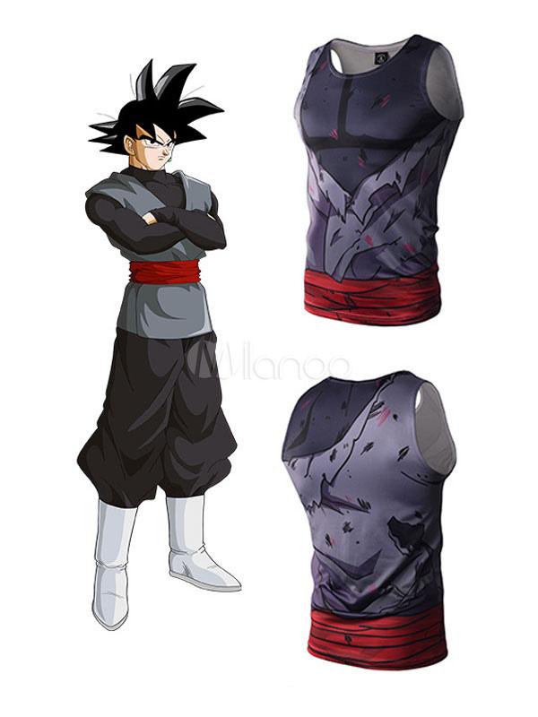 Dragon Ball Z Son Goku Kakarotto Anime 3D Print T Shirt Halloween