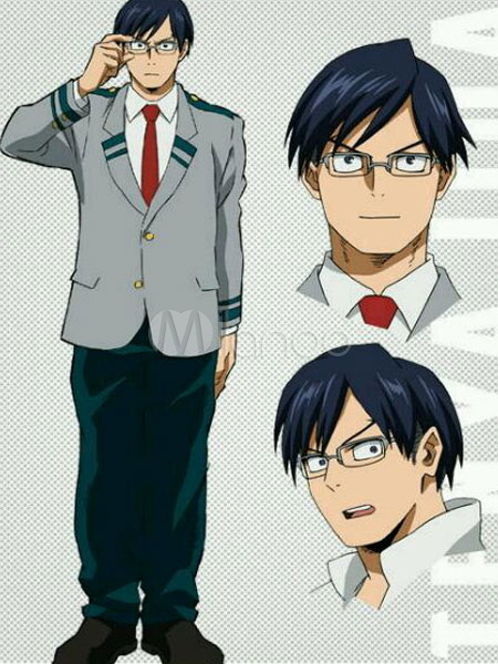 My Hero Academia Todoroki Shouto Midoriya Izukui Cosplay
