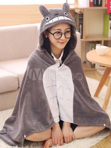 My Neighbor Totoro Totoro Anime Cloak Halloween