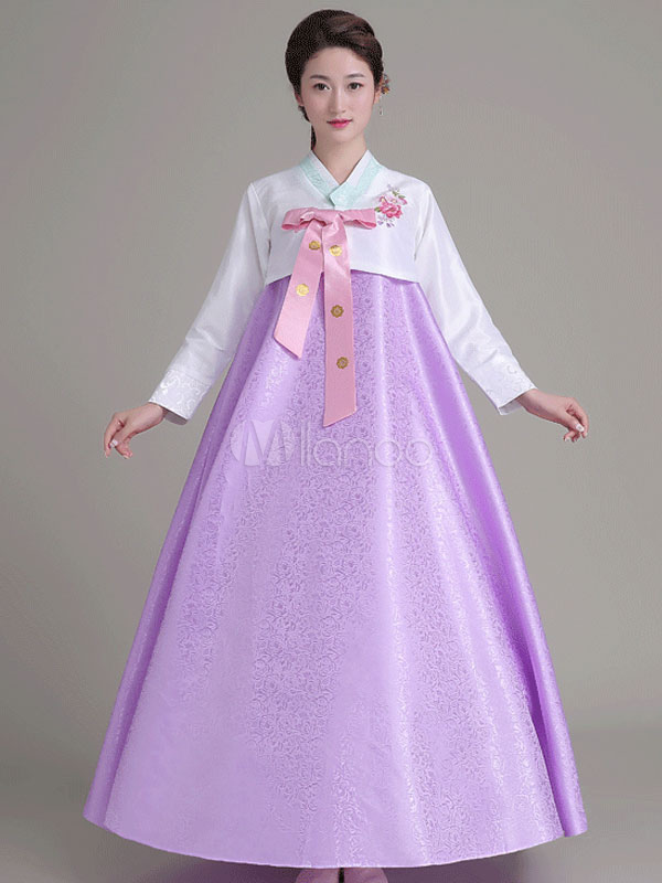 Halloween Korean Costume Traditional Fancy Dress Women S