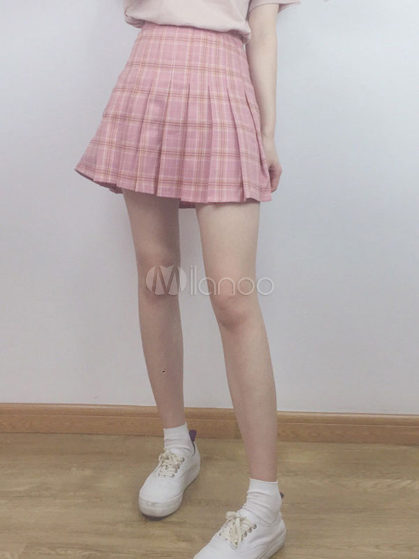 Japanese Anime School Uniform Skirt Halloween