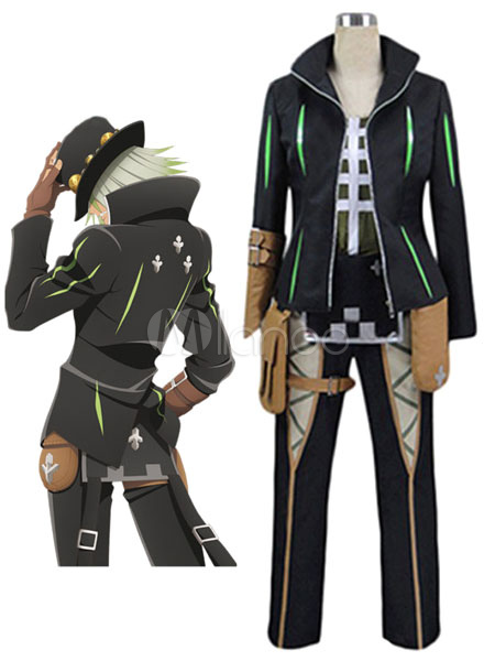 Buy Tales Of Zestiria Dezel Cosplay Costume Halloween for $202.99 in Milanoo store