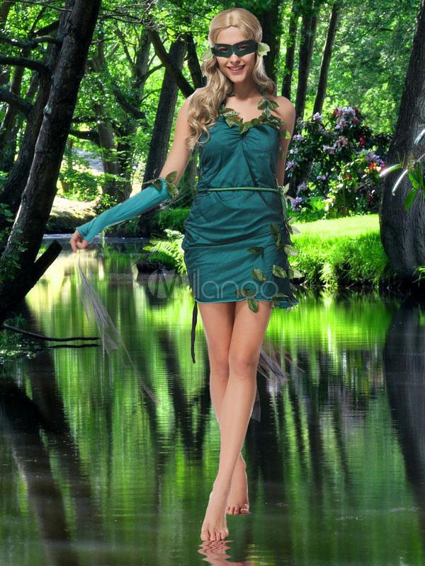 Vestidos verdes san patricio