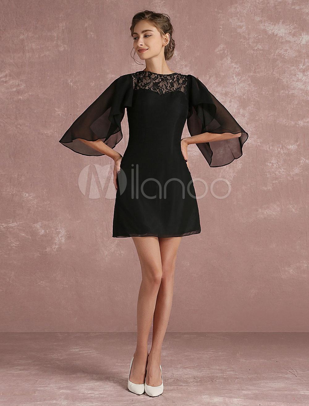 petites robes noires pas cher en ligne avec des styles divers. Black Bedroom Furniture Sets. Home Design Ideas