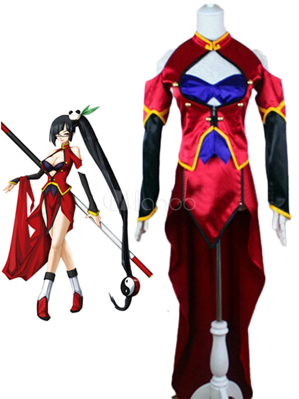 Buy Blazblue Rachel Alucard Halloween Cosplay Costume Halloween for $149.99 in Milanoo store