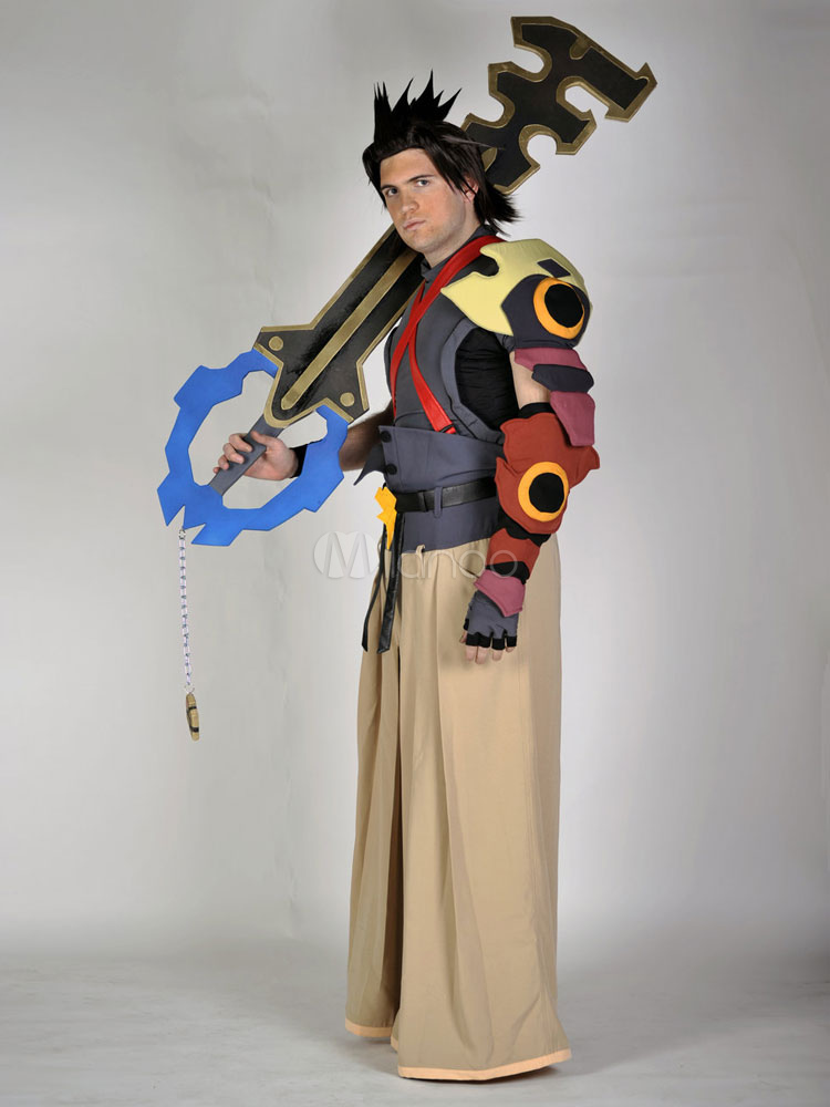 Kingdom Hearts Terra Halloween Cosplay Costume Halloween Milanoo Com