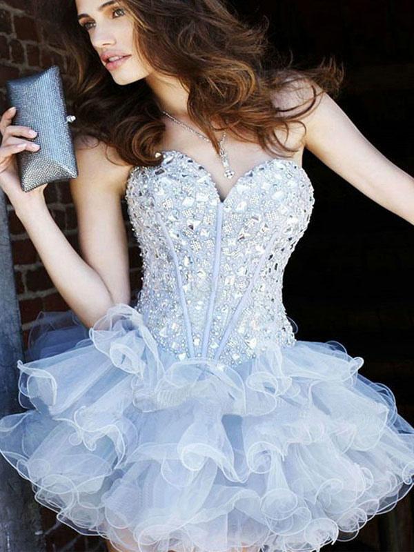 Sexy Braut Kostum Prinzessin Polyester Fur Damen Hochzeit Party Tull